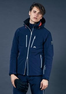 2017 Mens & Womens Ski Wear by J. Lindeberg
