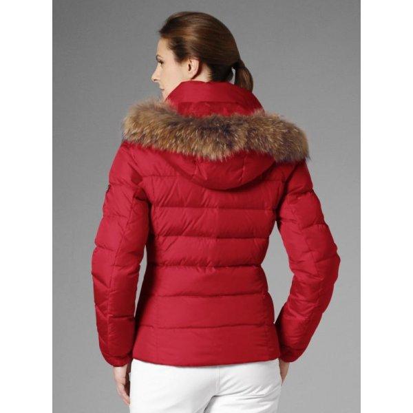 Bogner Sale Dp Red Womens Ski Jacket