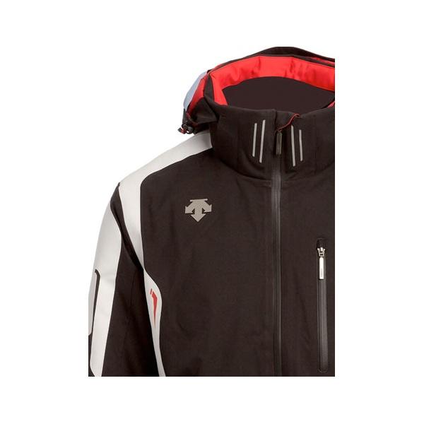 Descente Spanish Wc Mens Ski Jacket In Black Descente Wc