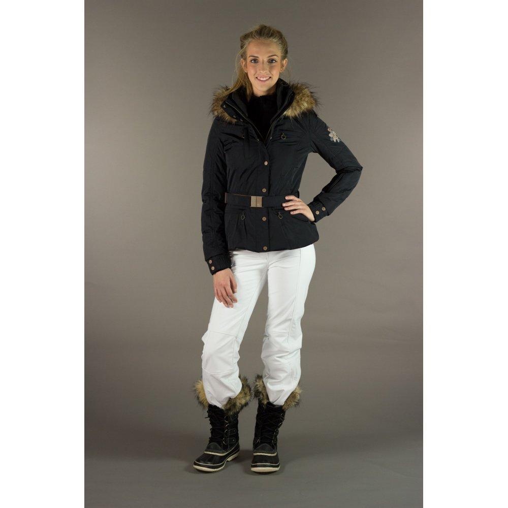 fantastic ski outfit black jacket 15