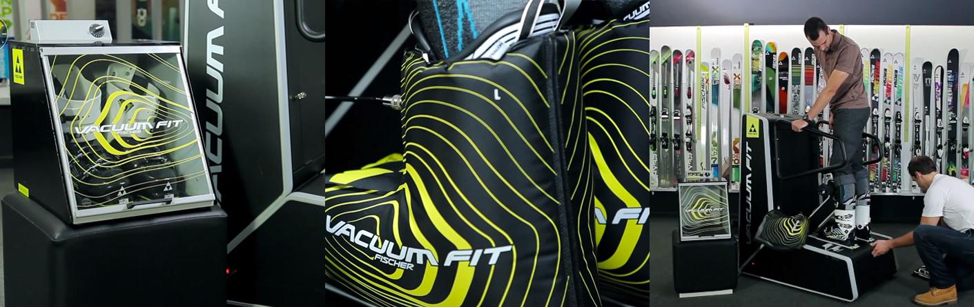 Fischer Vacuum Fits Ski Boot