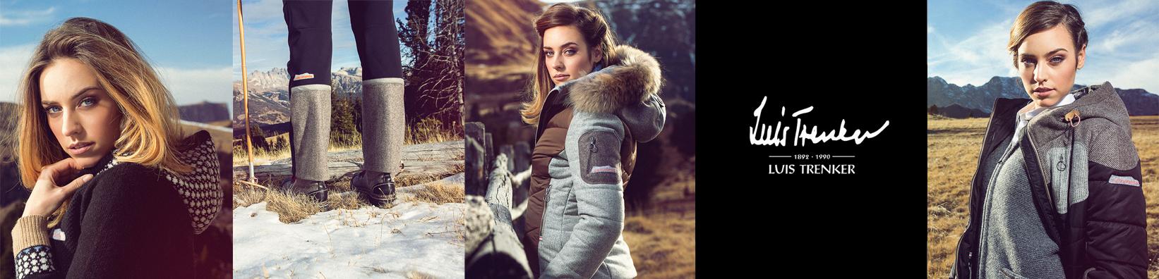 Luis Trenker Womens Ski Wear