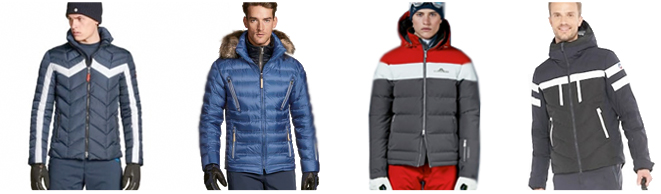 Mens Down Ski Jackets