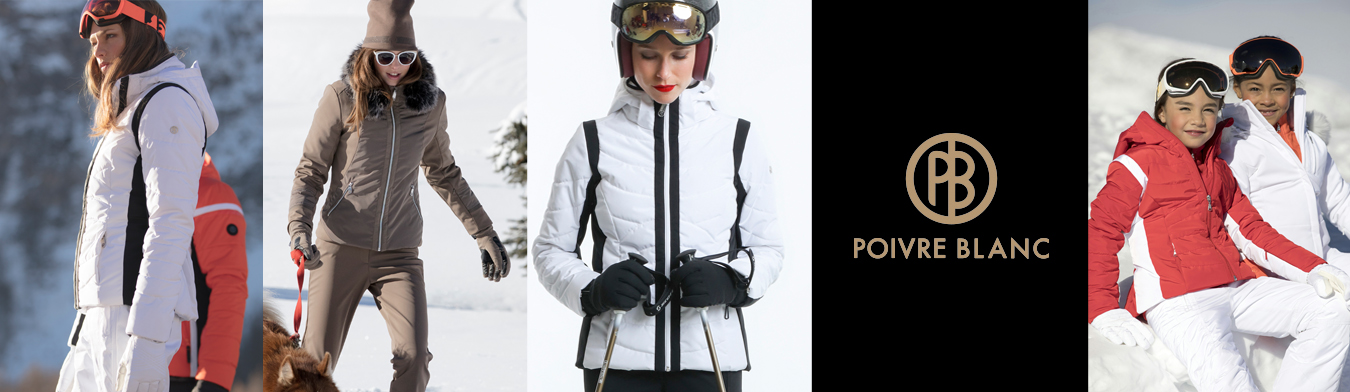 Poivre Blanc Luxury Ski Wear