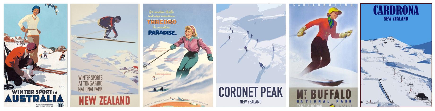 Australia New Zealand Ski Store