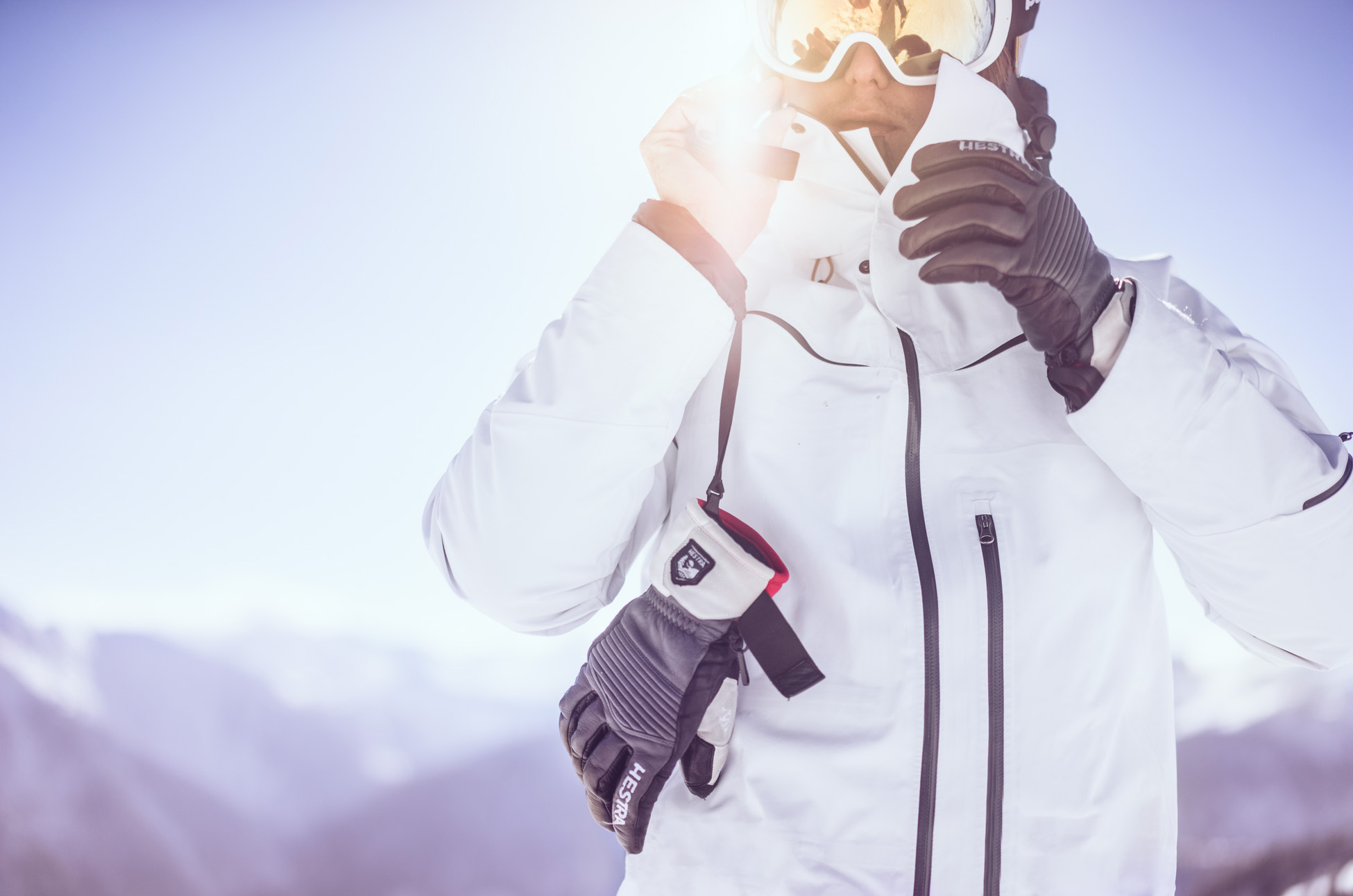 Jon Olsson - Hestra Ski Gloves