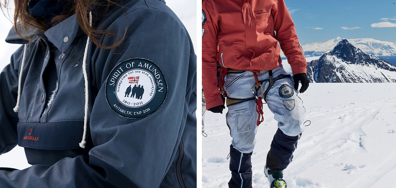 Amunsden Ski Wear