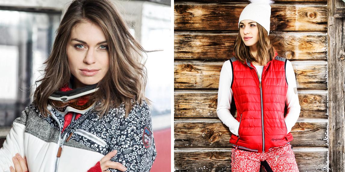 Almgwand Womens Ski Wear