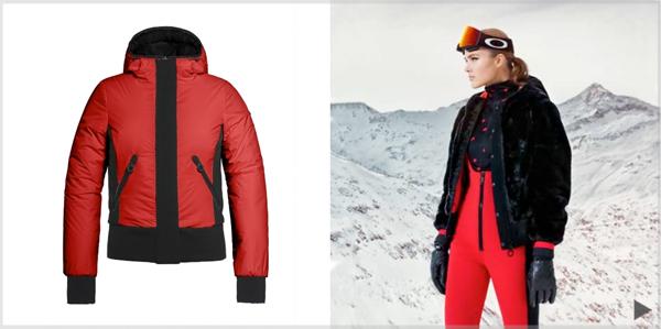 Goldbergh 2018 Womens Ski Collection