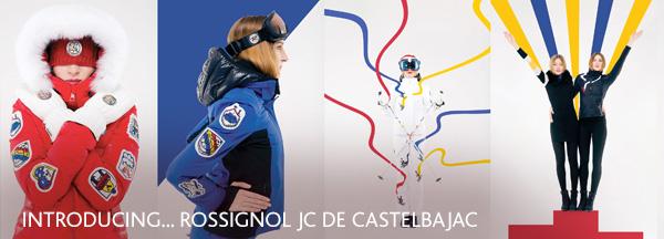 Rossignol JC De Castelbajac Ski Wear