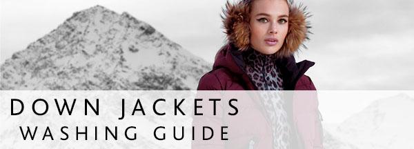 Down Jacket Washing Guide