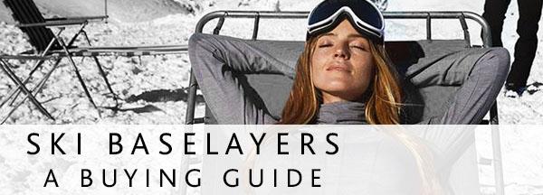 Ski Base Layers Buying Guide
