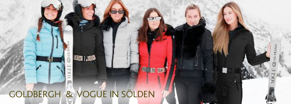 Goldbergh and Vogue, Soelden 2019