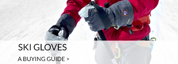 Ski Glove Buying Guide