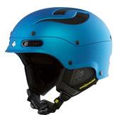 Sweet Protection Trooper II MIPS Ski Helmet In Matte Bird Blue Metallic