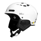 Sweet Protection Igniter II MIPS Ski Helmet in Gloss White