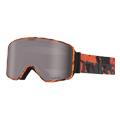 Giro Method Mens Ski Goggle in Lava with Vivd Onyx Lens