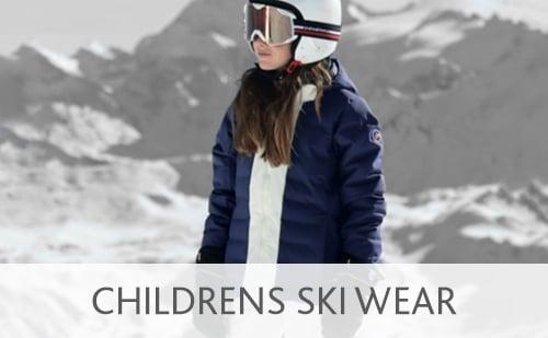 Fusalp Childrens Ski Wear