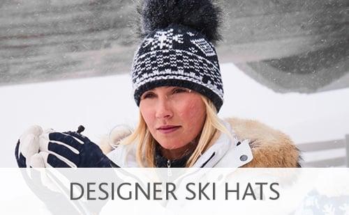 Bogner Designer Ski Hats