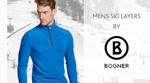 Mens Ski Layers by Bogner
