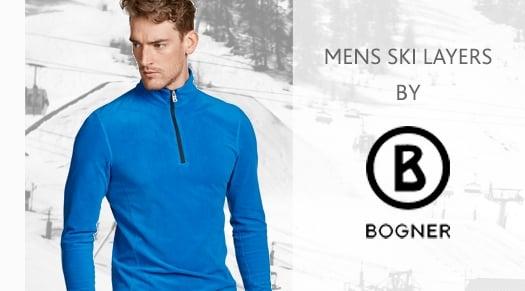 Mens Ski Layers by Bogner