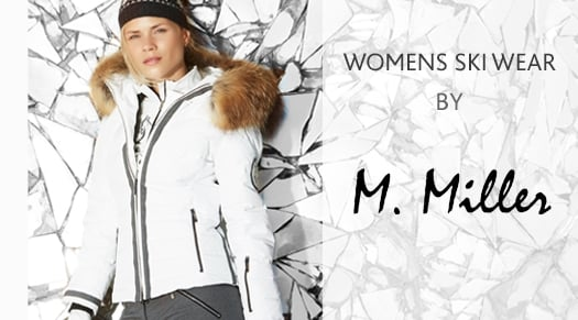 M MILLER Womens Ski Wear