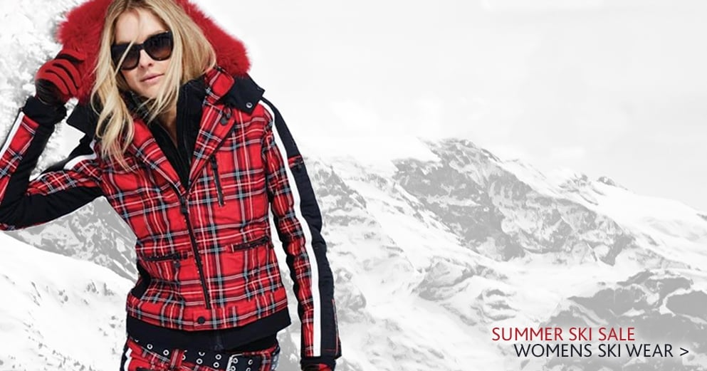Womens Ski Sale