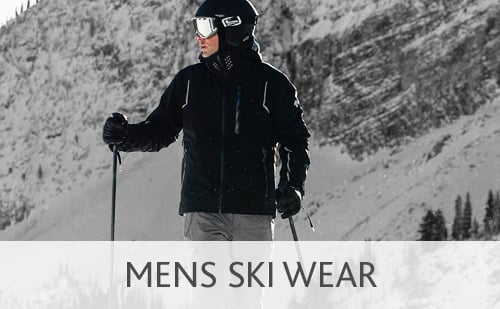 Descente Mens Ski Wear