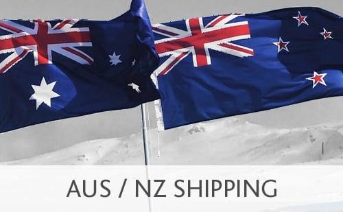 Australia New Zealand Ski Wear Shipping