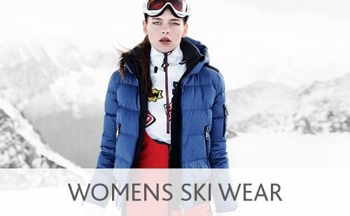 Womens Ski Wear
