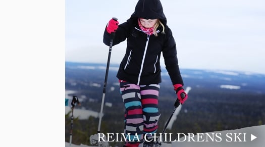 Reima Childrens Ski Wear