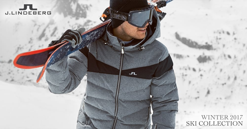 J. Lindeberg Ski Wear Mens