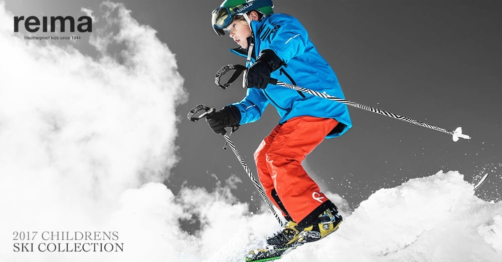 Reima Kids Ski Wear