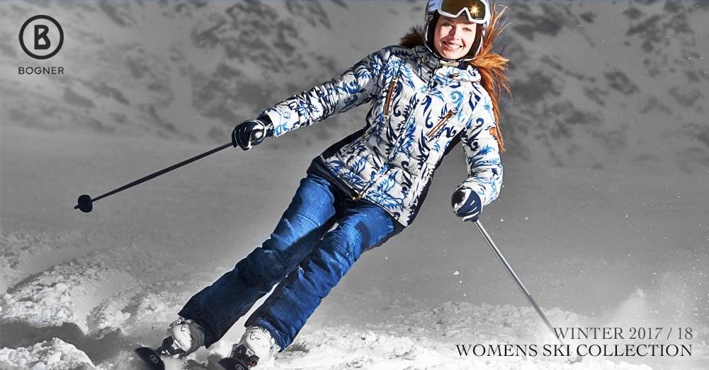Womens Bogner Ski Wear