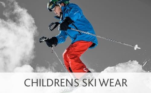 Reima Childrens Ski Wear