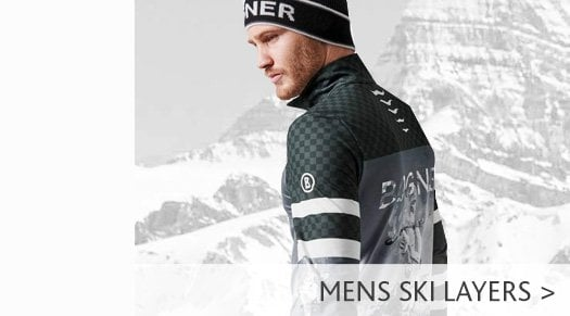 Mens Ski Layers