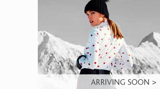 WOMENS PRE ORDER SKI WEAR GOLDBERGH