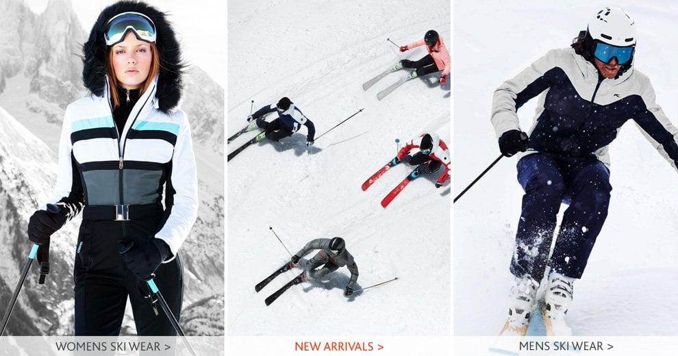 New Arrivals | Mens & Womens Ski Wear