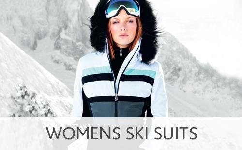 Poivre Blanc Womens Ski Suits