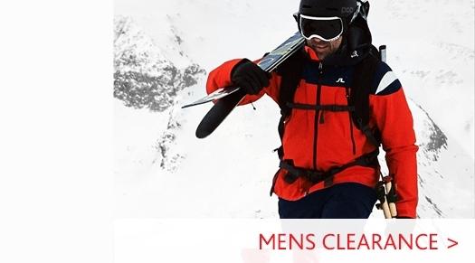 Mens ski wear sale