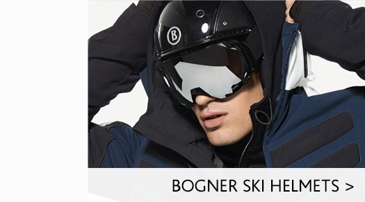 BOGNER SKI HELMETS
