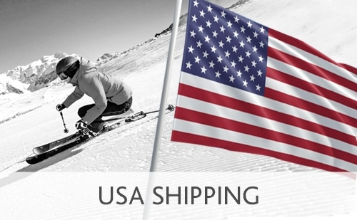 USA Ski Wear Shipping