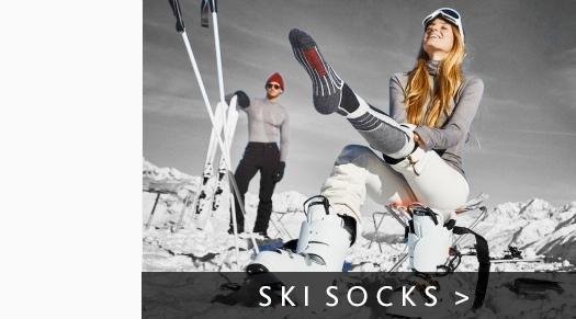 Ski Socks - Mens & Womens Ski Socks