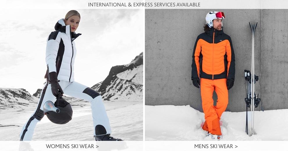 Womens Ski Wear | Mens Ski Wear | The Ski Store