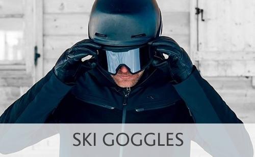 Ski Goggles @ White Stone