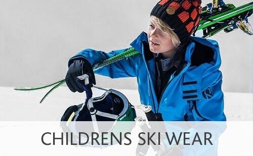 Childrens Ski Wear