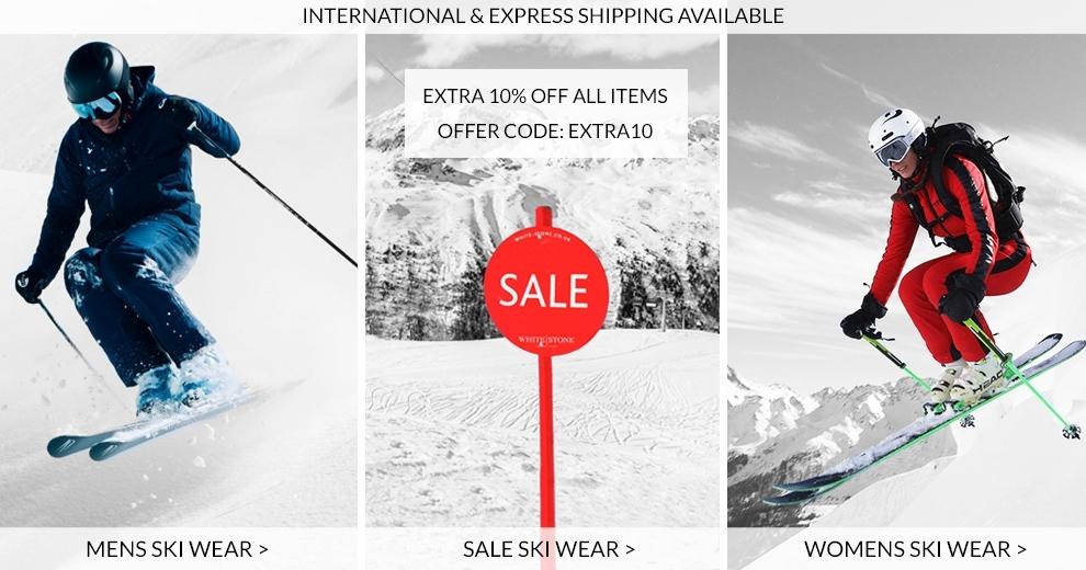 Sale Ski Wear, Womens Ski Wear, Mens Ski Wear