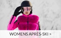 Womens Aprés-Ski
