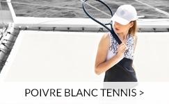 Poivre Blanc Tennis