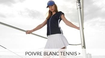 Womens Poivre Blanc Tennis